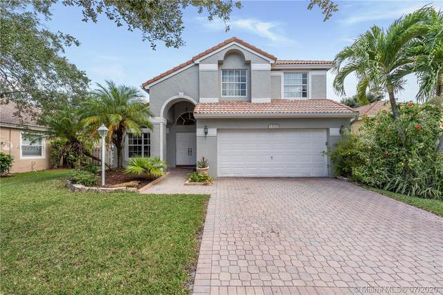 13222 NW 11th St, Pembroke Pines, FL 33028 (MLS #A10901561) :: Lifestyle International Realty