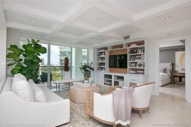 3400 SW 27th Ave #1706, Miami, FL 33133 (MLS #A10901722) :: Castelli Real Estate Services