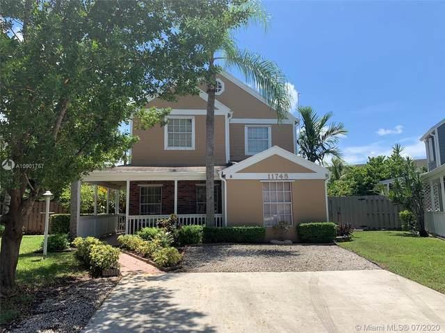 11748 SW 119 TERRACE, Miami, FL 33186 (MLS #A10901757) :: The Riley Smith Group