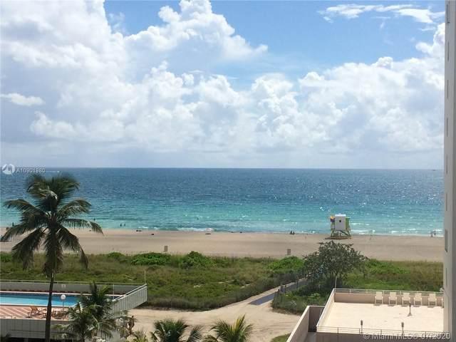 345 Ocean Dr #626, Miami Beach, FL 33139 (MLS #A10901980) :: Berkshire Hathaway HomeServices EWM Realty