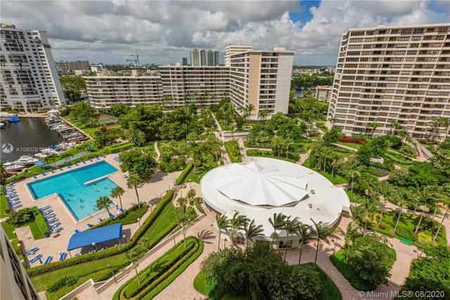 2500 Parkview Dr #1520, Hallandale Beach, FL 33009 (MLS #A10902012) :: Berkshire Hathaway HomeServices EWM Realty