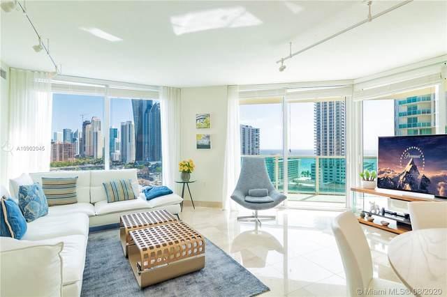 200 Sunny Isles Blvd 2-1702, Sunny Isles Beach, FL 33160 (MLS #A10902045) :: Ray De Leon with One Sotheby's International Realty