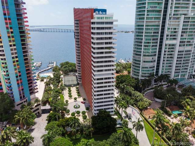1627 Brickell Ave #2902, Miami, FL 33129 (MLS #A10902054) :: Re/Max PowerPro Realty