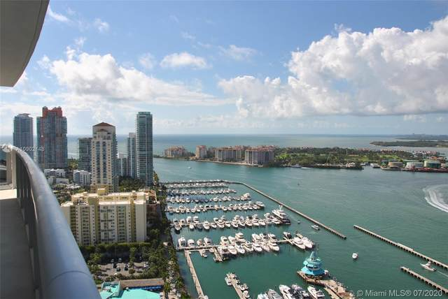 400 Alton Rd #3203, Miami Beach, FL 33139 (MLS #A10902148) :: Ray De Leon with One Sotheby's International Realty