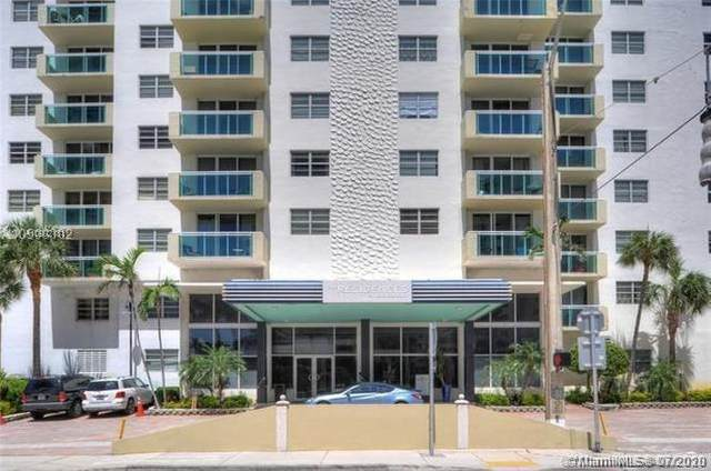 3000 S Ocean Dr #210, Hollywood, FL 33019 (MLS #A10902181) :: The Pearl Realty Group