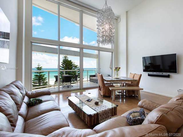 5445 Collins Ave P2, Miami Beach, FL 33140 (MLS #A10902250) :: The Teri Arbogast Team at Keller Williams Partners SW