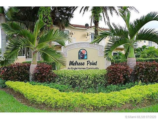 12882 SW 31st St #144, Miramar, FL 33027 (MLS #A10902402) :: Castelli Real Estate Services