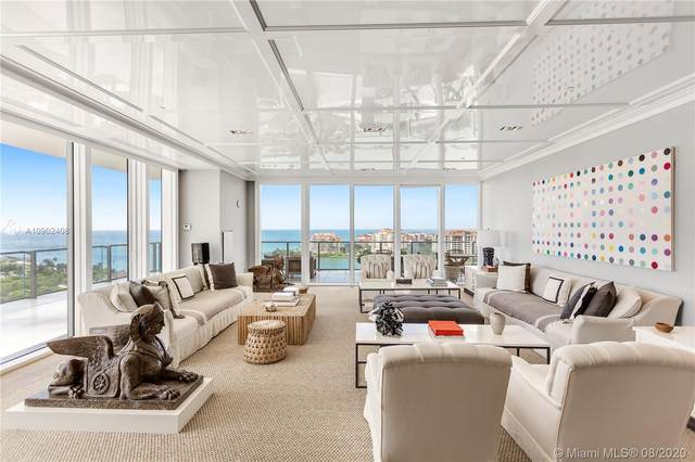 800 S Pointe Dr #1501, Miami Beach, FL 33139 (MLS #A10902408) :: Ray De Leon with One Sotheby's International Realty