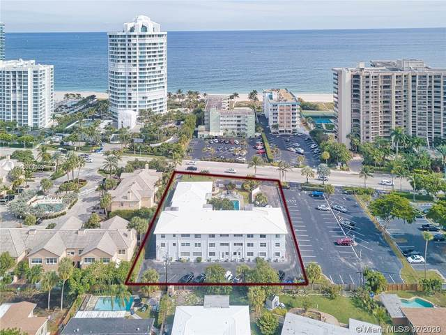 1751 S Ocean Blvd 101W, Lauderdale By The Sea, FL 33062 (MLS #A10902428) :: The Howland Group