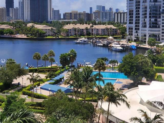 2500 Parkview Dr #914, Hallandale Beach, FL 33009 (MLS #A10902434) :: Berkshire Hathaway HomeServices EWM Realty