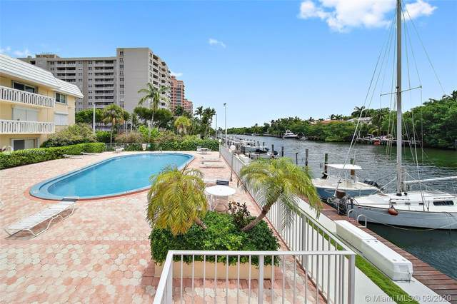 100 Edgewater Dr #119, Coral Gables, FL 33133 (MLS #A10902465) :: Re/Max PowerPro Realty