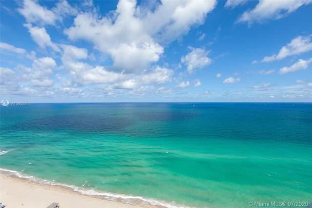 2711 S Ocean Dr #3002, Hollywood, FL 33019 (MLS #A10902504) :: Patty Accorto Team