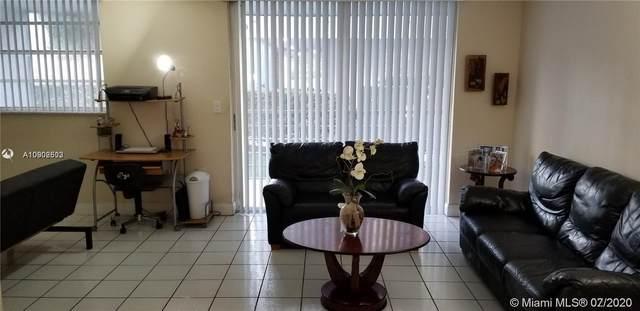 14175 SW 87th St C110, Miami, FL 33183 (MLS #A10902603) :: Carole Smith Real Estate Team