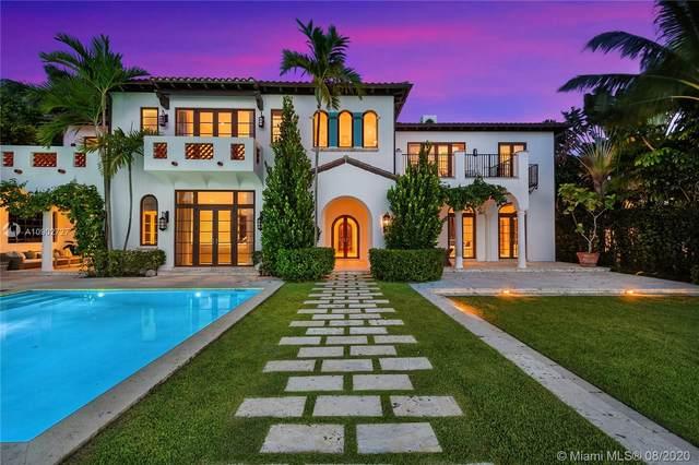 4412 N Bay Rd, Miami Beach, FL 33140 (MLS #A10902727) :: The Pearl Realty Group