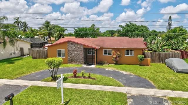 6703 Winfield Blvd, Margate, FL 33063 (MLS #A10902822) :: Berkshire Hathaway HomeServices EWM Realty
