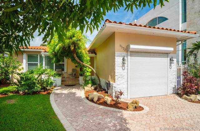 9572 Abbott Ave, Surfside, FL 33154 (MLS #A10902846) :: Carole Smith Real Estate Team