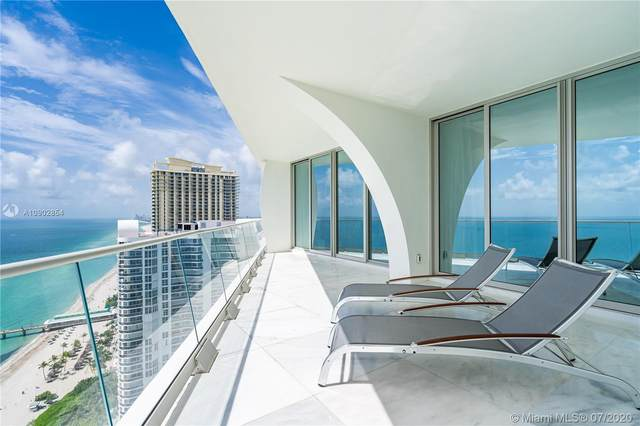 16901 Collins Ave #2703, Sunny Isles Beach, FL 33160 (MLS #A10902854) :: The Teri Arbogast Team at Keller Williams Partners SW
