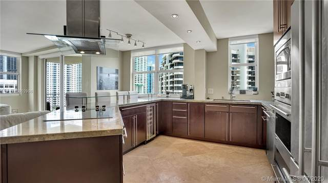 770 Claughton Island Dr #1701, Miami, FL 33131 (MLS #A10902908) :: The Jack Coden Group