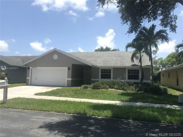 3640 NW 58th St, Coconut Creek, FL 33073 (MLS #A10902973) :: Grove Properties