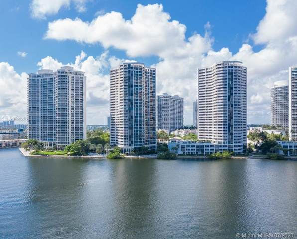 2800 Island Blvd #607, Aventura, FL 33160 (MLS #A10903042) :: The Riley Smith Group