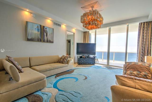 18101 Collins Ave #4408, Sunny Isles Beach, FL 33160 (MLS #A10903117) :: Grove Properties