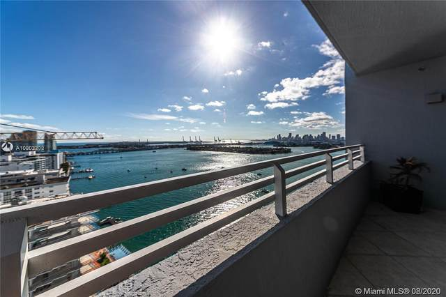 1330 West Ave #2604, Miami Beach, FL 33139 (MLS #A10903202) :: The Pearl Realty Group