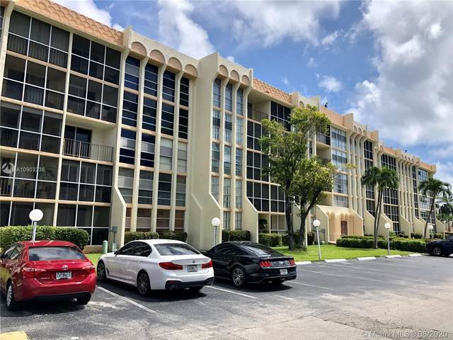 801 Three Islands Blvd #119, Hallandale Beach, FL 33009 (MLS #A10903236) :: Ray De Leon with One Sotheby's International Realty