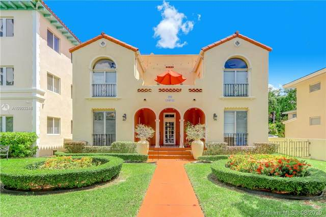 226 Sidonia Ave., Coral Gables, FL 33134 (MLS #A10903246) :: The Riley Smith Group