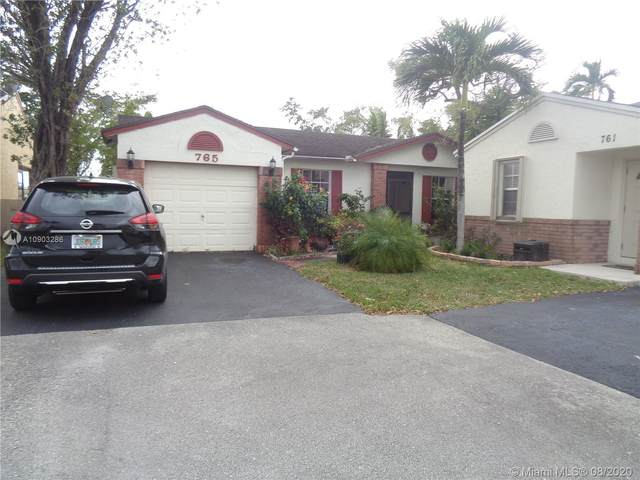 765 Cumberland Ter, Davie, FL 33325 (#A10903286) :: Real Estate Authority