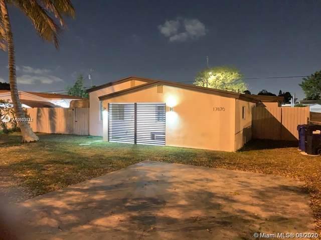 17870 NE 19th Ave, North Miami Beach, FL 33162 (MLS #A10903423) :: THE BANNON GROUP at RE/MAX CONSULTANTS REALTY I