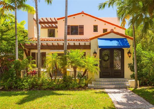 1556 Murcia Ave, Coral Gables, FL 33134 (MLS #A10903431) :: The Riley Smith Group