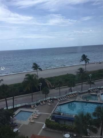 101 N Ocean Dr #460, Hollywood, FL 33019 (MLS #A10903437) :: Berkshire Hathaway HomeServices EWM Realty