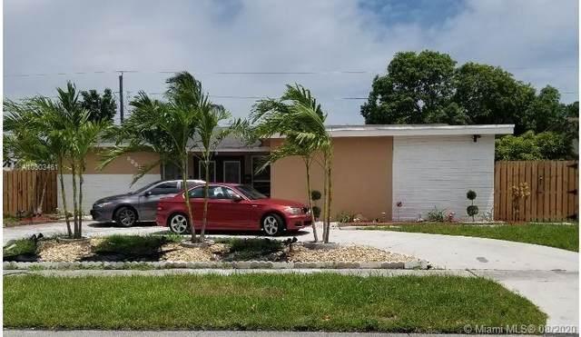8081 NW 20th Ct, Sunrise, FL 33322 (MLS #A10903461) :: Berkshire Hathaway HomeServices EWM Realty