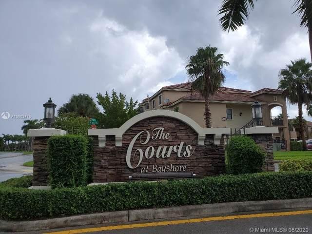 22311 SW 88th Pl 303-4, Cutler Bay, FL 33190 (MLS #A10903476) :: Patty Accorto Team