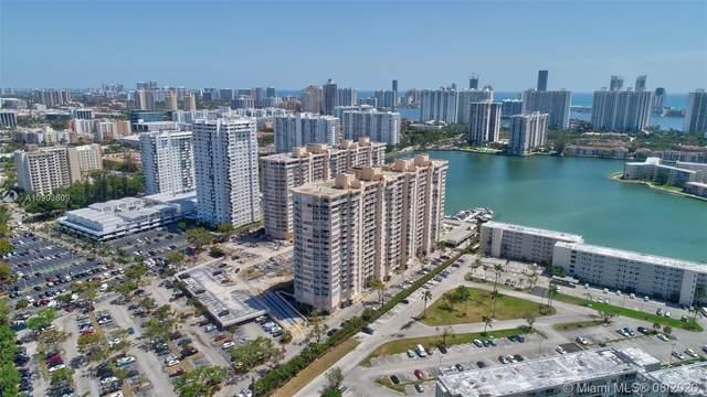 18011 Biscayne Blvd #1505, Aventura, FL 33160 (MLS #A10903609) :: Prestige Realty Group