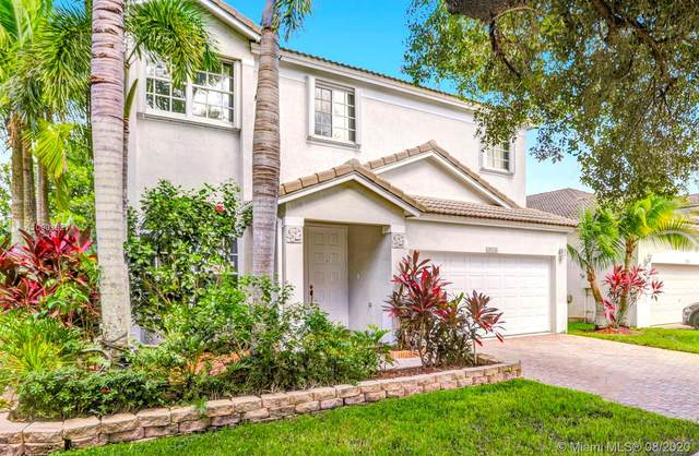 4016 Turquoise Trl, Weston, FL 33331 (MLS #A10903621) :: The Teri Arbogast Team at Keller Williams Partners SW