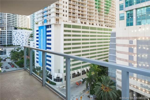 1155 Brickell Bay Dr #802, Miami, FL 33131 (MLS #A10903765) :: Carole Smith Real Estate Team