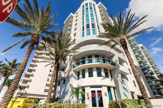 9201 Collins Ave #622, Surfside, FL 33154 (MLS #A10903772) :: The Jack Coden Group