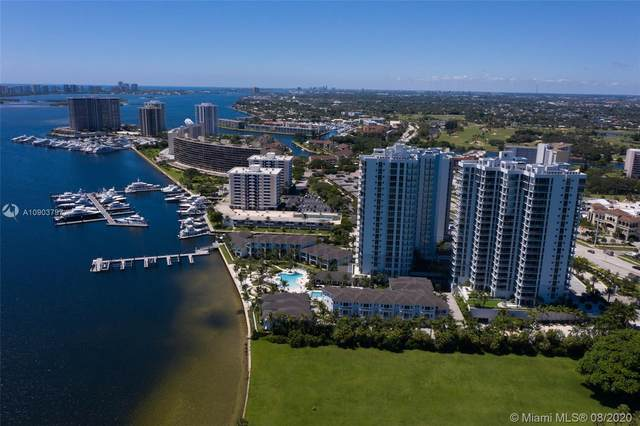 1 Water Club Way #504, North Palm Beach, FL 33408 (MLS #A10903797) :: The Riley Smith Group