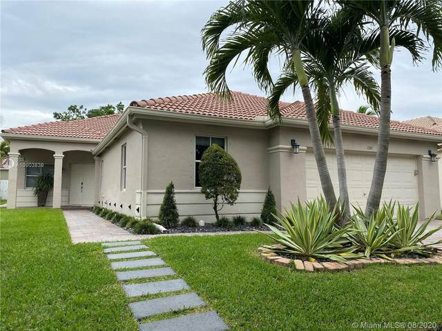 1541 Elm Grove Rd, Weston, FL 33327 (MLS #A10903839) :: The Teri Arbogast Team at Keller Williams Partners SW