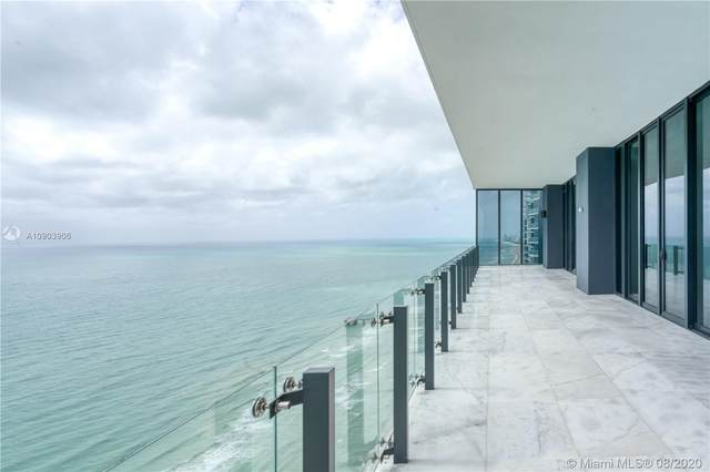 17141 Collins Ave #3401, Sunny Isles Beach, FL 33160 (MLS #A10903906) :: Ray De Leon with One Sotheby's International Realty