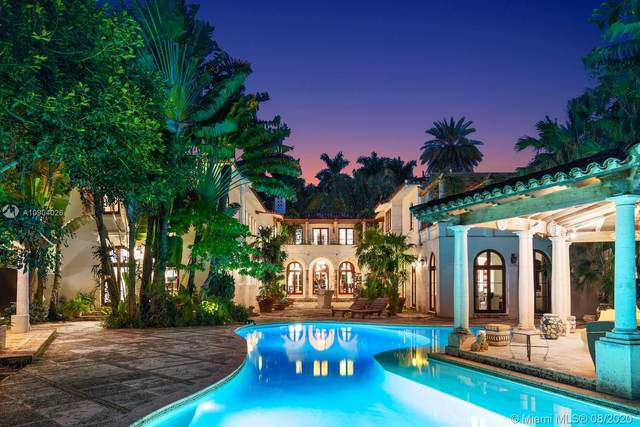 3725 Leafy Way, Miami, FL 33133 (MLS #A10904026) :: The Riley Smith Group