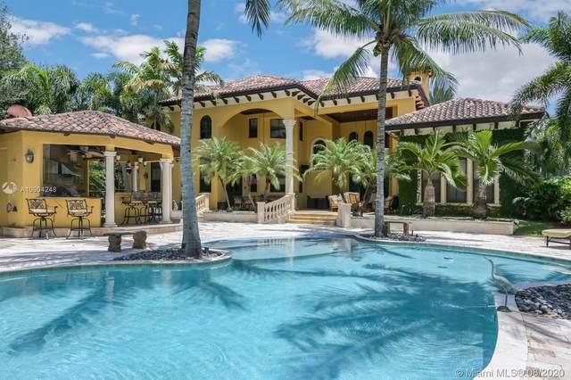 12443 SW Grand Oaks Dr, Davie, FL 33330 (MLS #A10904248) :: Green Realty Properties