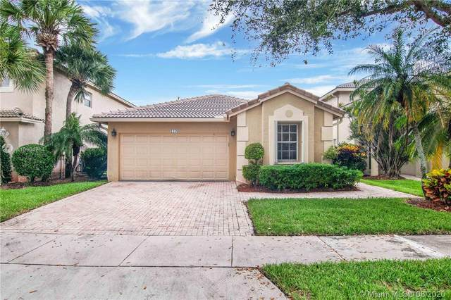 1278 NW 170th Ave, Pembroke Pines, FL 33028 (MLS #A10904264) :: The Riley Smith Group