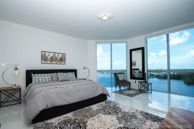 17111 Biscayne Blvd #1202, North Miami Beach, FL 33160 (MLS #A10904328) :: Re/Max PowerPro Realty