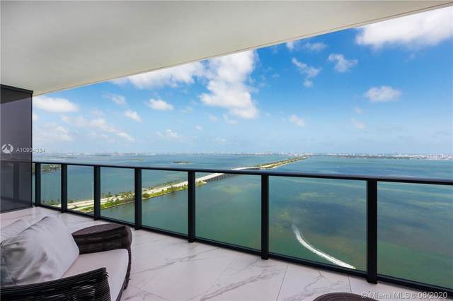3131 NE 7th Ave #3603, Miami, FL 33137 (MLS #A10904384) :: Prestige Realty Group