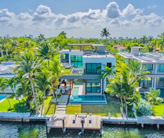 5191 Pine Tree Dr, Miami Beach, FL 33140 (MLS #A10904403) :: Berkshire Hathaway HomeServices EWM Realty