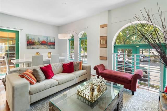 227 Michigan Ave #102, Miami Beach, FL 33139 (MLS #A10904460) :: Prestige Realty Group