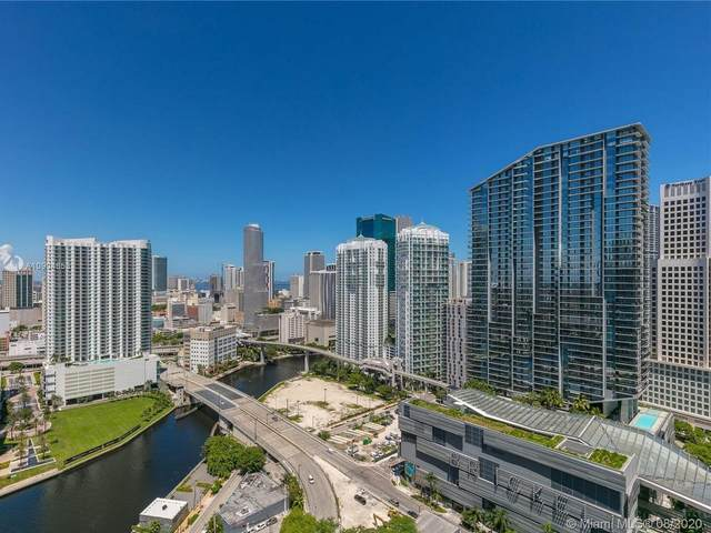 88 SW 7th St #2612, Miami, FL 33130 (MLS #A10904653) :: Berkshire Hathaway HomeServices EWM Realty