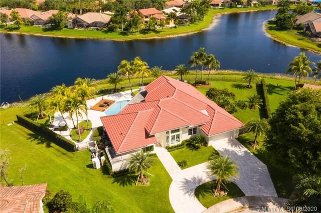 1150 Manor Ct, Weston, FL 33326 (MLS #A10904654) :: Green Realty Properties
